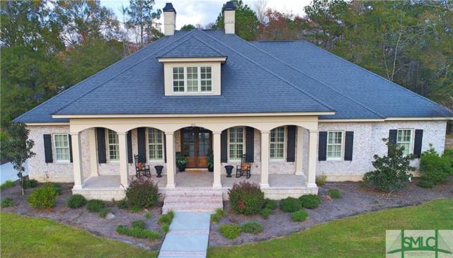 350 Spanton Crescent, Pooler, GA 31322 (MLS #183052) :: Coastal Savannah Homes