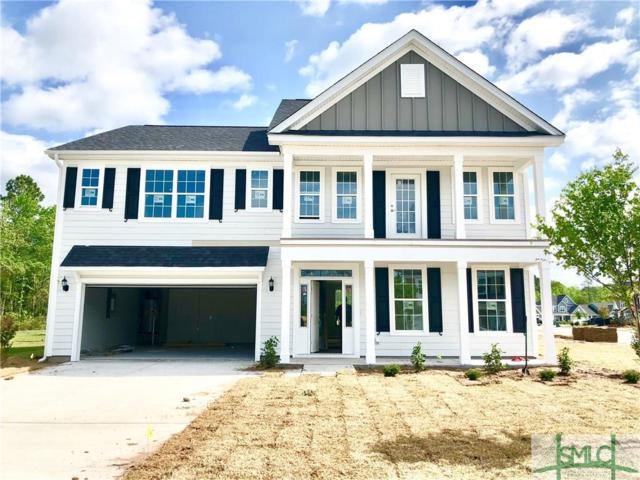 120 Baynard Street, Pooler, GA 31322 (MLS #183075) :: Coastal Savannah Homes