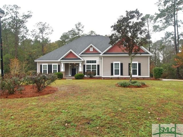 492 Bothwell Drive, Richmond Hill, GA 31324 (MLS #183191) :: Coastal Savannah Homes