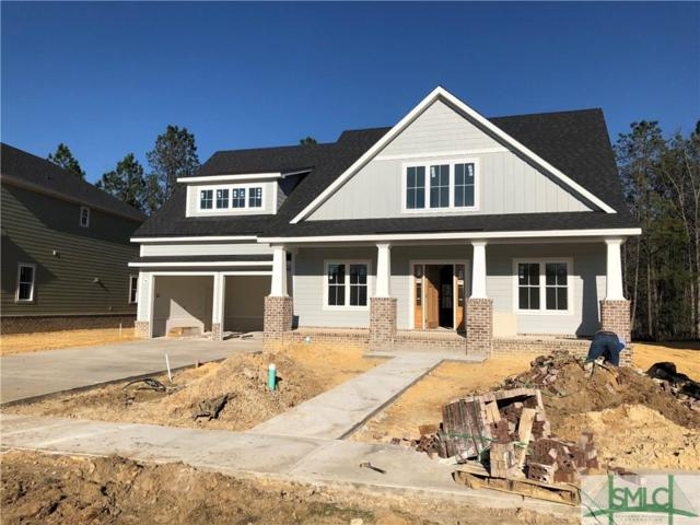 124 Tupelo Street, Pooler, GA 31322 (MLS #183236) :: Coastal Savannah Homes