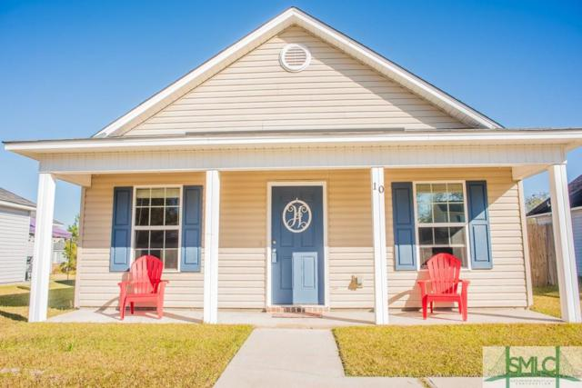10 Rice Mill Road, Port Wentworth, GA 31407 (MLS #183311) :: The Arlow Real Estate Group