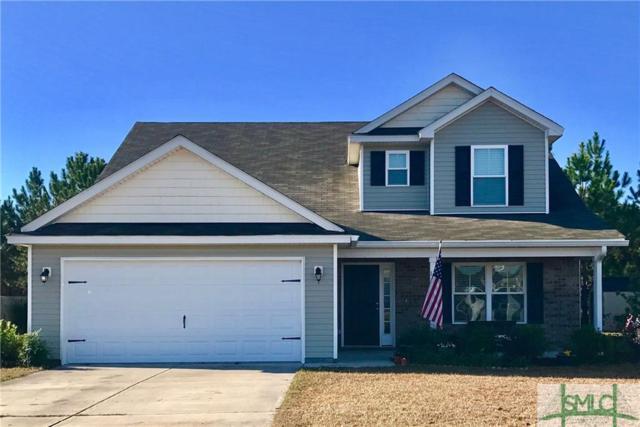 149 Laurel Lane, Guyton, GA 31312 (MLS #183320) :: Coastal Savannah Homes