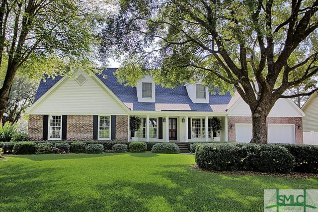 129 Lakeshore Drive, Savannah, GA 31419 (MLS #183360) :: Coastal Savannah Homes