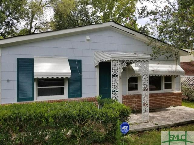 908 Carroll Street, Savannah, GA 31415 (MLS #183471) :: Coastal Savannah Homes
