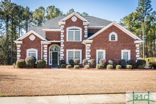 11 Lake Heron Court W, Pooler, GA 31322 (MLS #183573) :: Coastal Savannah Homes