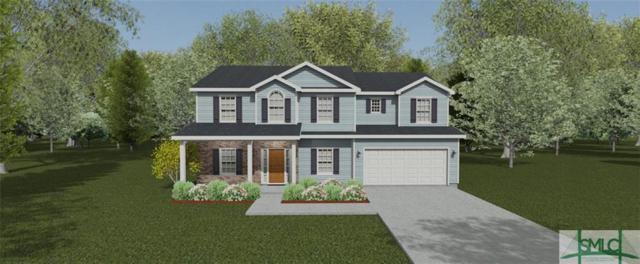 105 Kenneth Court, Springfield, GA 31329 (MLS #183761) :: Coastal Savannah Homes
