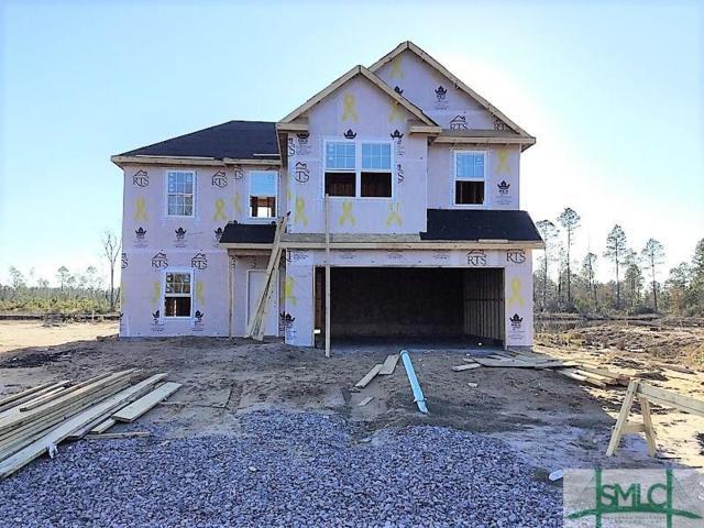 1292 Windrow Drive, Hinesville, GA 31313 (MLS #183805) :: Coastal Savannah Homes