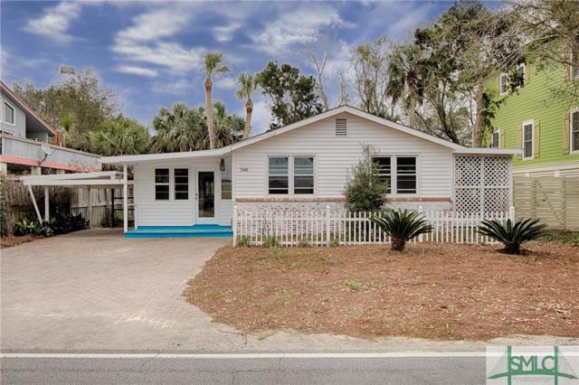 206 Jones Avenue, Tybee Island, GA 31328 (MLS #183817) :: Coastal Savannah Homes