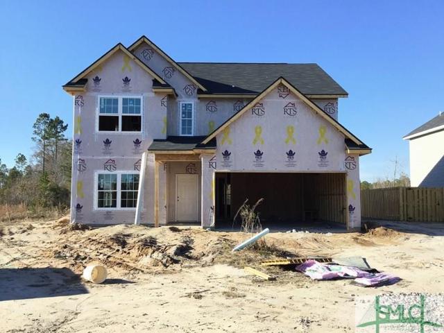 1102 Marne Boulevard, Hinesville, GA 31313 (MLS #184026) :: Coastal Savannah Homes