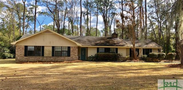 149 Mill Run Road, Richmond Hill, GA 31324 (MLS #184028) :: The Arlow Real Estate Group