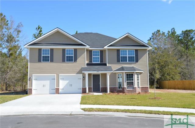 680 Piedmont Avenue, Hinesville, GA 31313 (MLS #184092) :: The Robin Boaen Group