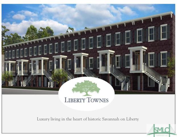 511 E Liberty Street, Savannah, GA 31401 (MLS #184216) :: The Arlow Real Estate Group