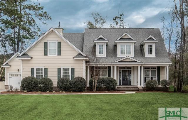 10 Grand View Court, Pooler, GA 31322 (MLS #184250) :: Coastal Savannah Homes