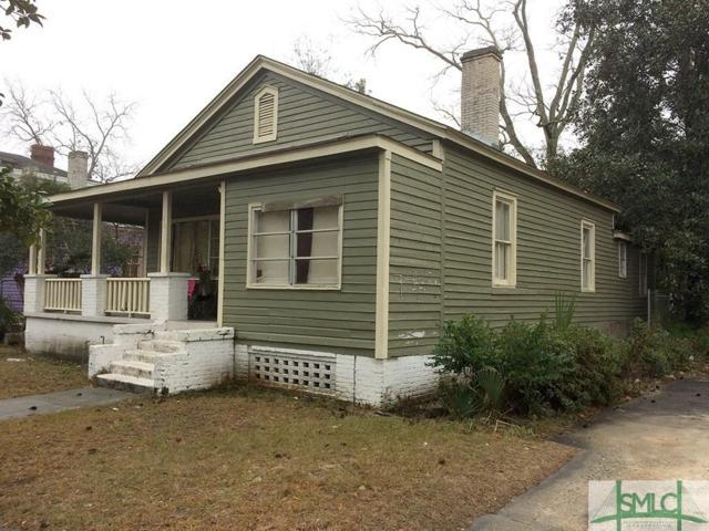 621 W 38th Street, Savannah, GA 31415 (MLS #184287) :: The Robin Boaen Group