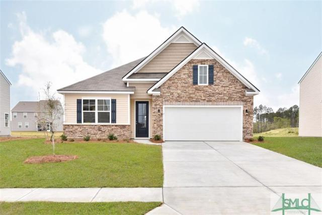 7 Dispatch Road, Pooler, GA 31322 (MLS #184345) :: Coastal Savannah Homes