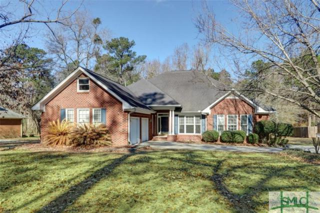111 Cypress Drive, Rincon, GA 31326 (MLS #184462) :: Coastal Savannah Homes