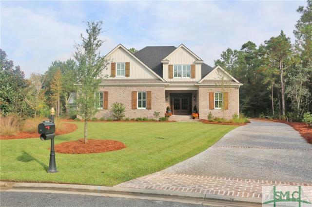 5 Lacey Circle, Pooler, GA 31322 (MLS #184557) :: Coastal Savannah Homes