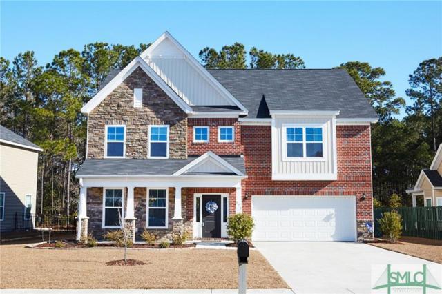679 Castleoak Drive, Richmond Hill, GA 31324 (MLS #184642) :: Coastal Savannah Homes