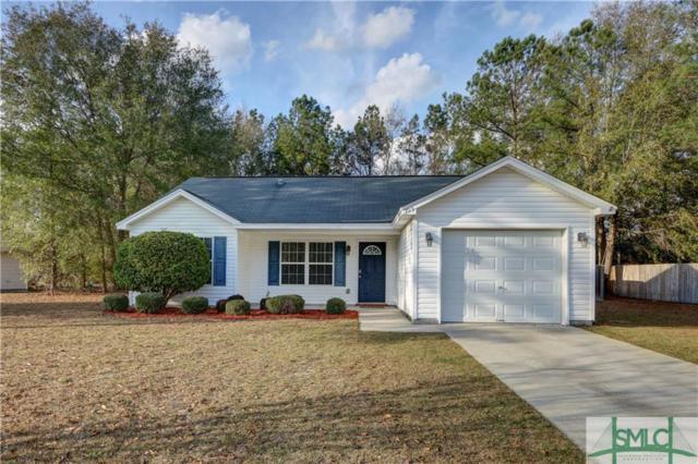 105 Knotty Pine, Springfield, GA 31329 (MLS #184654) :: Coastal Savannah Homes