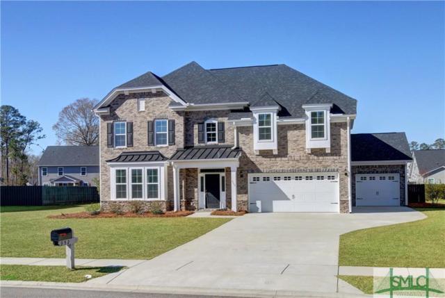 352 Castleoak Drive, Richmond Hill, GA 31324 (MLS #184709) :: Coastal Savannah Homes
