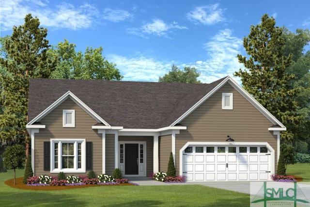 100 Oakdene Road, Pooler, GA 31322 (MLS #184727) :: Coastal Savannah Homes