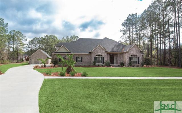 1734 St Catherine Circle, Richmond Hill, GA 31324 (MLS #184741) :: The Arlow Real Estate Group