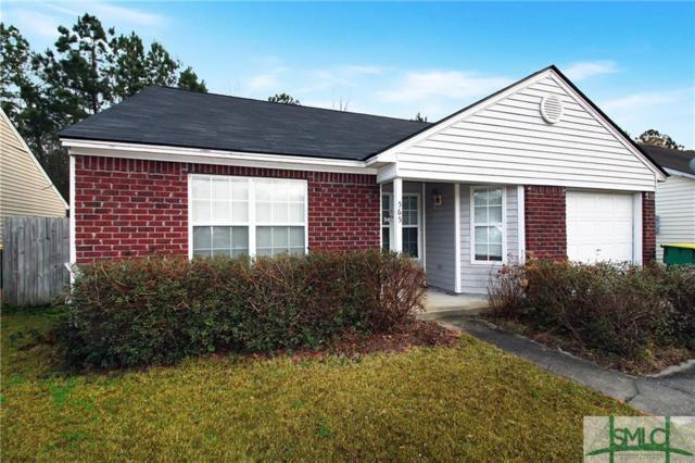 565 Rushing Street, Richmond Hill, GA 31324 (MLS #184898) :: Coastal Savannah Homes