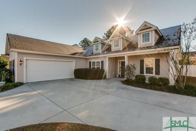 72 Gateway Drive, Pooler, GA 31322 (MLS #184902) :: Coastal Savannah Homes