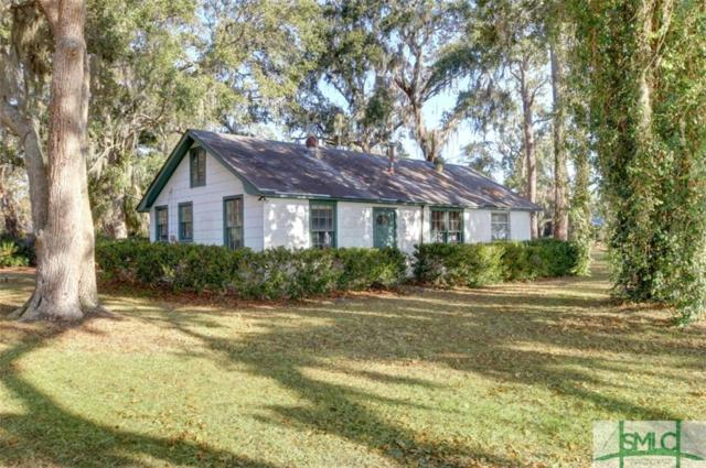 1512-C Walthour Road, Savannah, GA 31410 (MLS #185009) :: Coastal Savannah Homes
