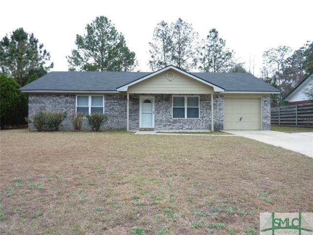 1071 Desert Shield Street, Hinesville, GA 31313 (MLS #185104) :: The Robin Boaen Group