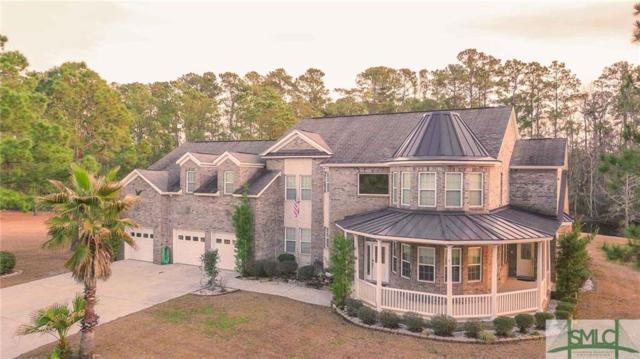 302 Lakeshore Drive, Savannah, GA 31419 (MLS #185185) :: Coastal Savannah Homes