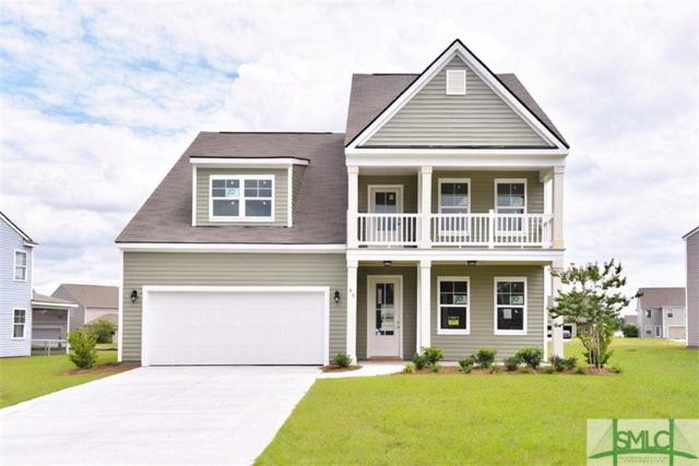 110 Bushwood Drive, Pooler, GA 31322 (MLS #185237) :: Karyn Thomas