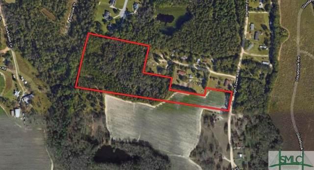 00 Hightower Road, Statesboro, GA 30458 (MLS #185240) :: The Arlow Real Estate Group