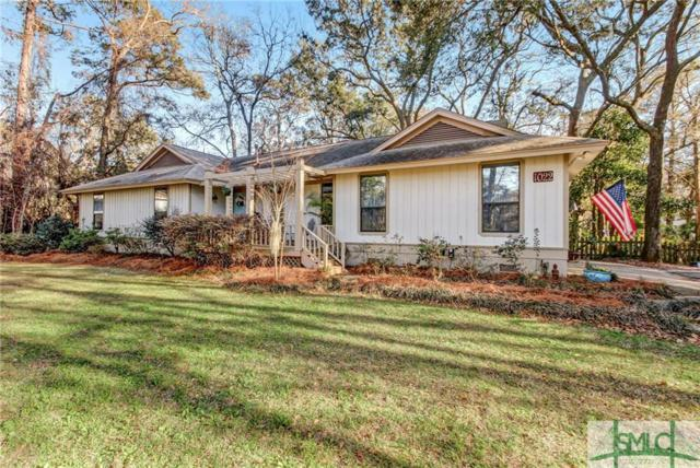 1022 Walthour Road, Savannah, GA 31410 (MLS #185331) :: Coastal Savannah Homes