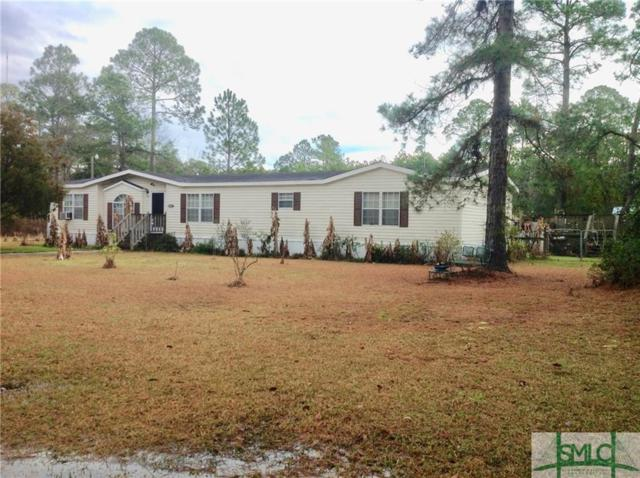 1148 NE White Drive NE, Townsend, GA 31331 (MLS #185584) :: Coastal Savannah Homes