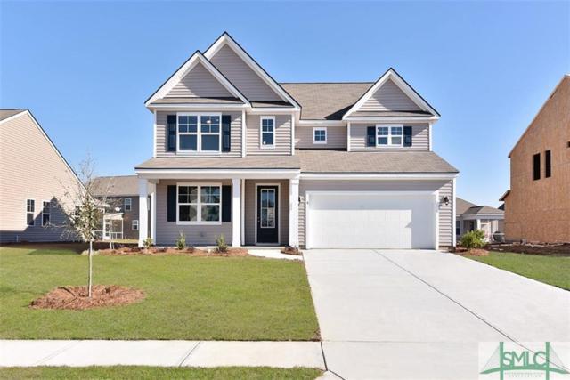 114 Bushwood Drive, Pooler, GA 31322 (MLS #185631) :: Karyn Thomas