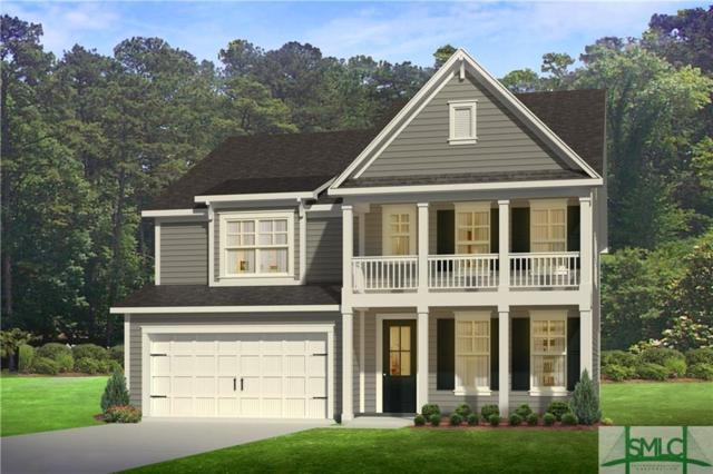 145 Palmer Place, Richmond Hill, GA 31324 (MLS #185637) :: The Arlow Real Estate Group