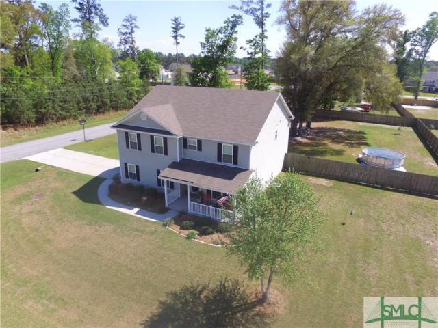 90 Mattie Belle Davis Street, Ellabell, GA 31308 (MLS #185676) :: The Arlow Real Estate Group