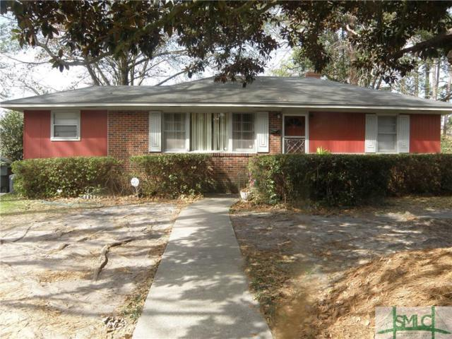 2317 Pinetree Road, Savannah, GA 31404 (MLS #185770) :: Coastal Savannah Homes