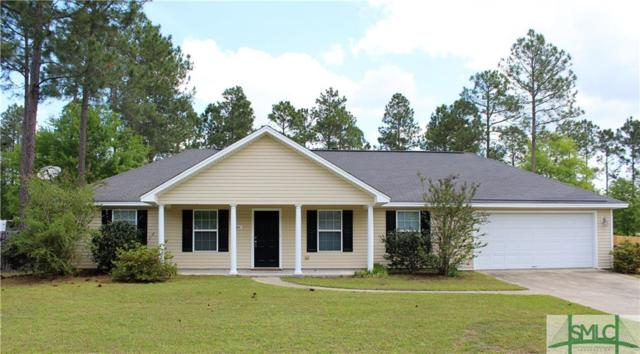 311 Saranac Way, Guyton, GA 31312 (MLS #185789) :: Coastal Savannah Homes