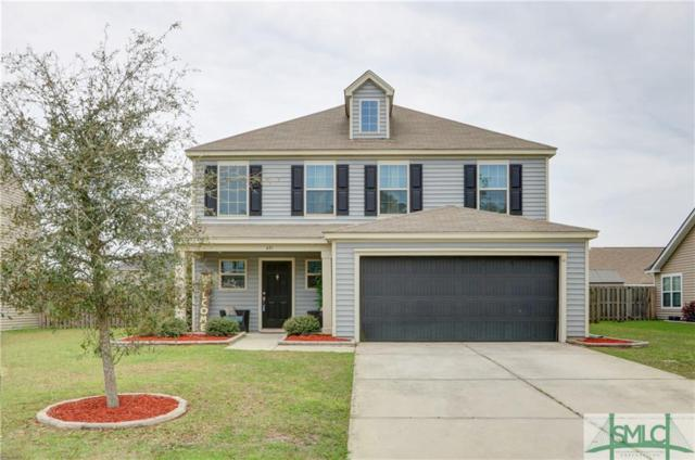 471 Stonebridge Circle, Savannah, GA 31419 (MLS #185928) :: Coastal Savannah Homes
