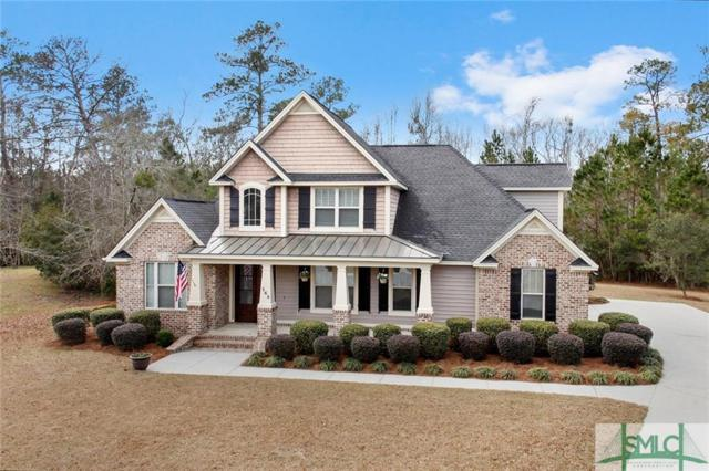 568 Bothwell Drive, Richmond Hill, GA 31324 (MLS #185948) :: Coastal Savannah Homes