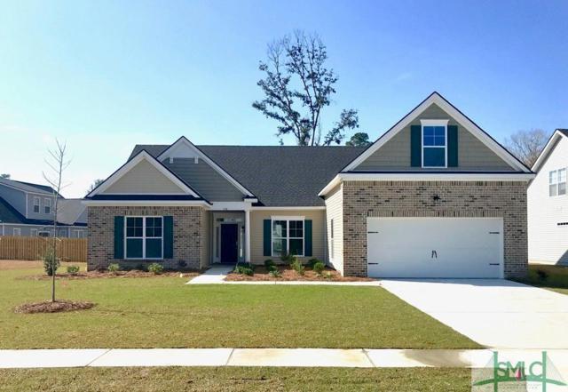 136 Whitaker Way N, Richmond Hill, GA 31324 (MLS #185951) :: Karyn Thomas