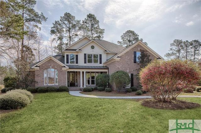 102 Grand View Drive, Pooler, GA 31322 (MLS #185959) :: Coastal Savannah Homes