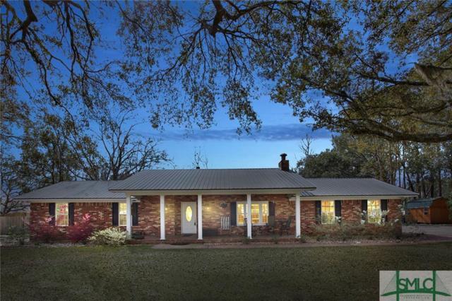 75 Glenn Groover Road NE, Hinesville, GA 31313 (MLS #186066) :: Karyn Thomas