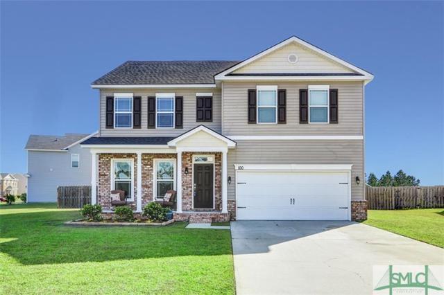 100 St Marys Circle, Pooler, GA 31322 (MLS #186085) :: Coastal Savannah Homes