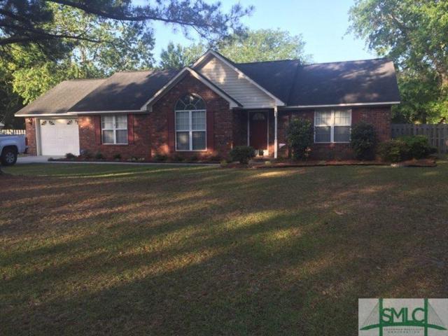19 Oak Ridge Circle, Rincon, GA 31326 (MLS #186162) :: The Robin Boaen Group