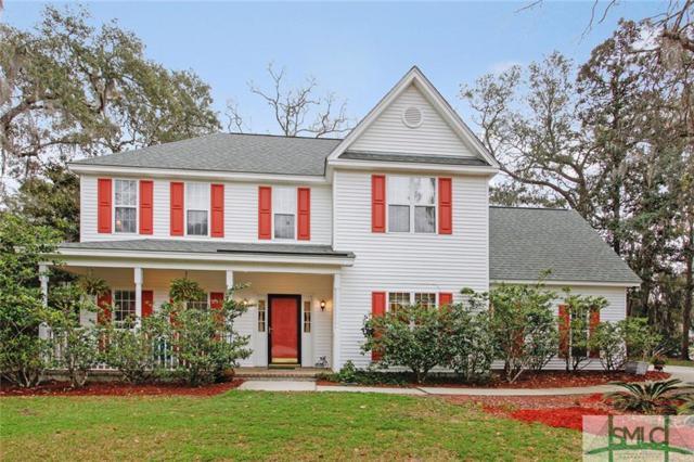 120 Farringdon Circle, Savannah, GA 31410 (MLS #186202) :: The Robin Boaen Group