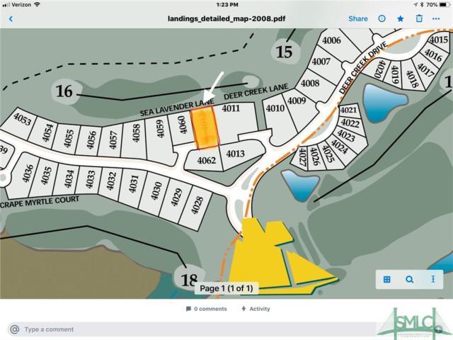 2 Sea Lavender Lane, Savannah, GA 31411 (MLS #186385) :: Teresa Cowart Team