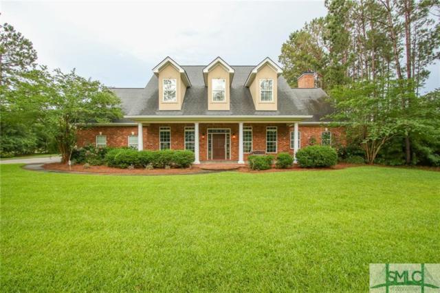 351 Savannah Road, Richmond Hill, GA 31324 (MLS #186522) :: The Robin Boaen Group